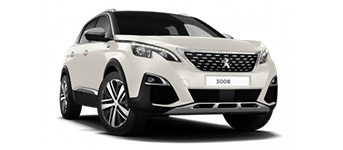 Location Corse Peugeot-3008